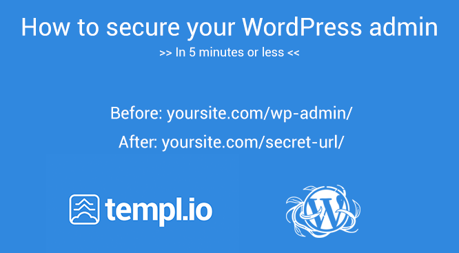 How to hide WP Admin