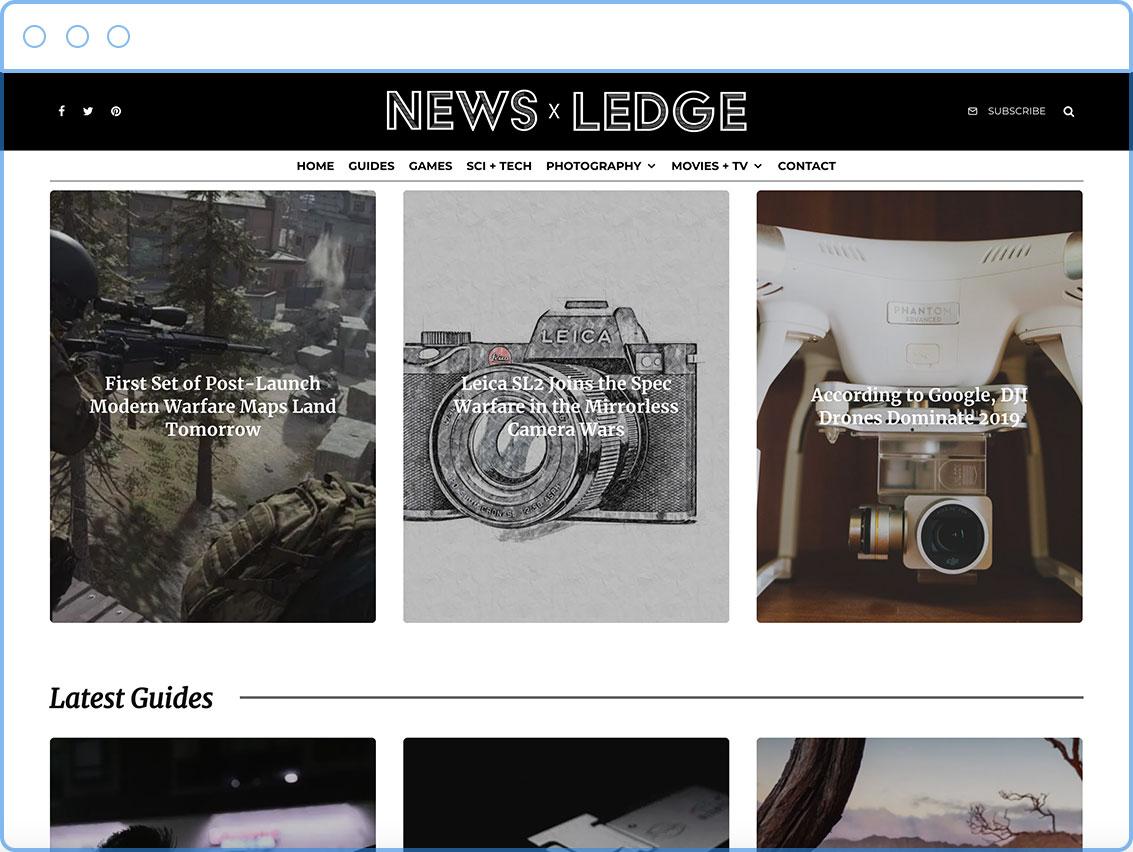 newsledge-screenshot