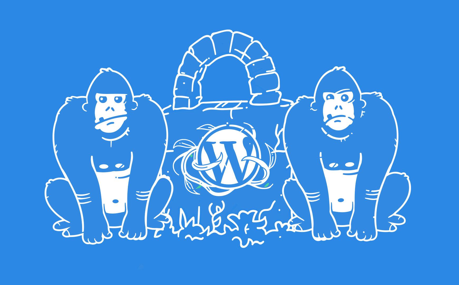 WordPress säkerhet